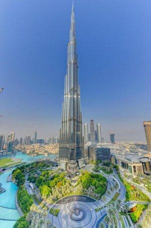 Amazing Views 1BR Full BurjKhalifa & Fountain