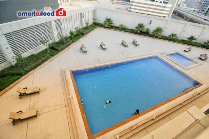 Apartment in Safeer Tower 1 Business Bay - Bookahome Holiday Homes