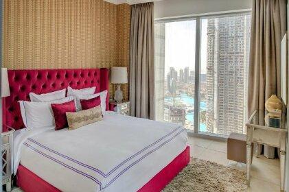 Dream Inn Apartments - 48 Burj Gate Penthouse