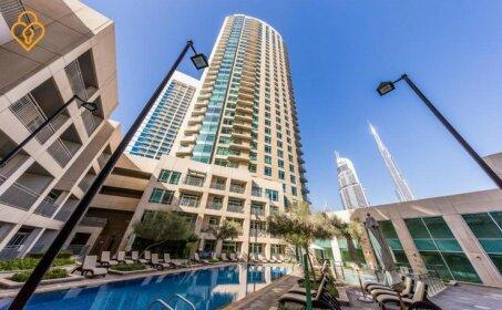 Keysplease Holiday Homes - Burj View