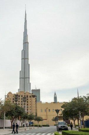 Super Luxury Near Burj Khalifa DownTown