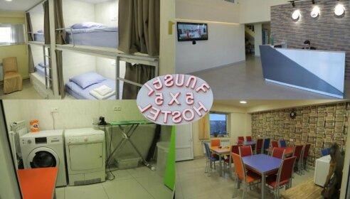 5x5 Hostel Yerevan