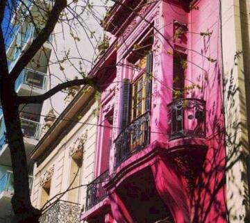 The Pink House Buenos Aires