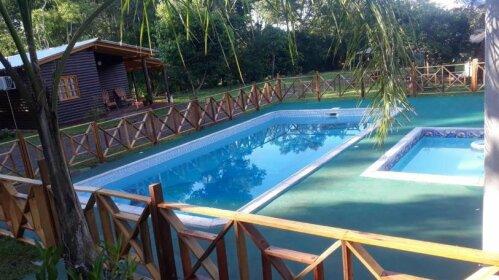 Cabanas la quinta Puerto Iguazu