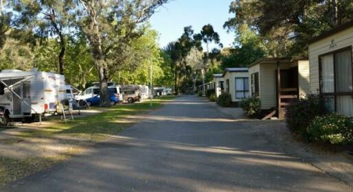 Adelaide Brownhill Creek Tourist Park
