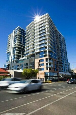 Mid City apartment Adelaide