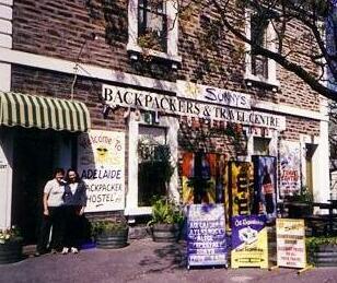 Sunny's Adelaide Backpacker Hostel