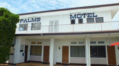 Palms Motel Bargara