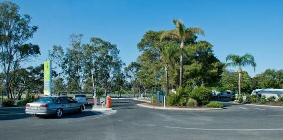 Berri Riverside Holiday Park