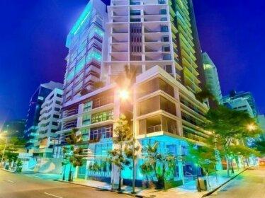 Brisbane City Apartments Tank St CBD