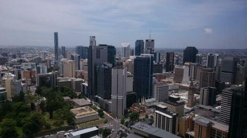 Villa In The Sky Brisbane