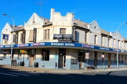 Railway Hotel Cessnock