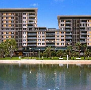 1 Bedroom Waterfront Apartment Darwin