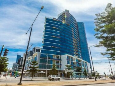 Docklands Waterfront 1006PR 2 Bed Free Wifi