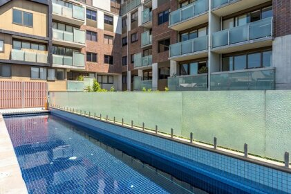 Fitzroy lifestyle 1 bed with pool spa sauna & gym