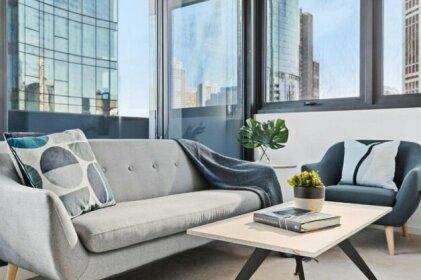 Nook Melbourne Apartments Sutherland Street - Melbourne CBD
