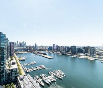 Pars Apartments - Collins Wharf Waterfront Docklands