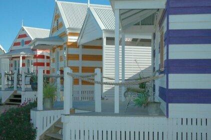 Beach Huts Middleton