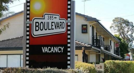 Country Comfort Hotel Boulevard Motor Inn