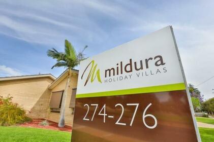 Mildura Holiday Villas