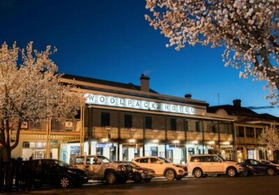 The Woolpack Hotel Mudgee