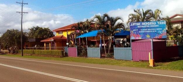 Reef Gardens Motel
