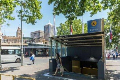 1 Private King Single Bed In Sydney Cbd Near Train Uts Darlinghar&Icc&C Hinatown - Sharehouse