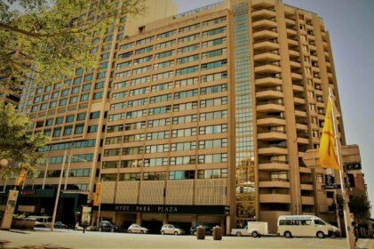 Accommodation Sydney City Centre - Hyde Park Plaza 3 bedroom 1 bathroom Apartment
