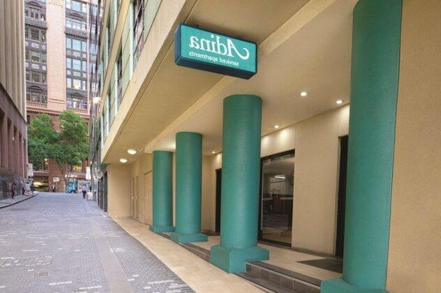 Adina Serviced Apartments Sydney Martin Place- Photo2
