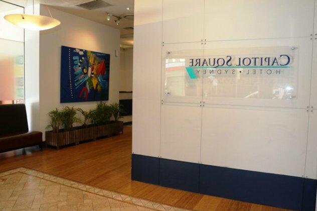Capitol Square Hotel Sydney- Photo2