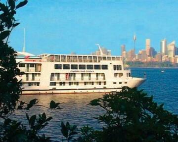 Captain Cooks Explorer Cruise