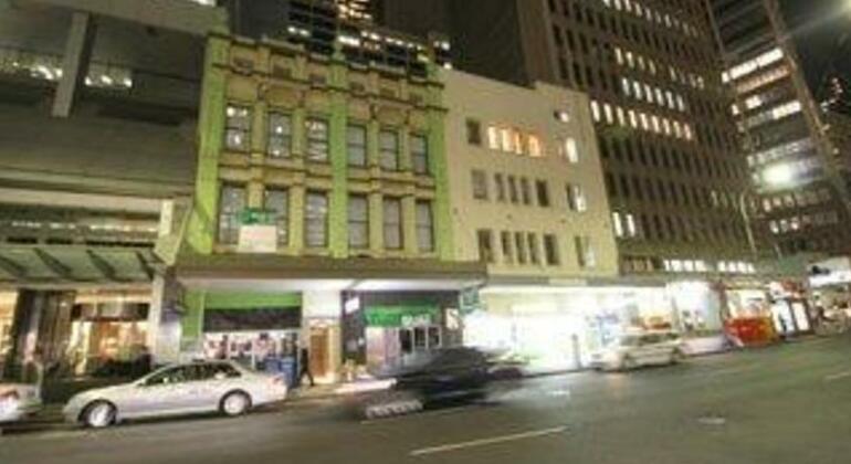 Comfort Hotel Sydney City formerly City Lodge Hotel