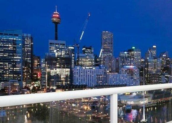 Darling Harbour Apartment Sydney CBD Sydney- Photo4