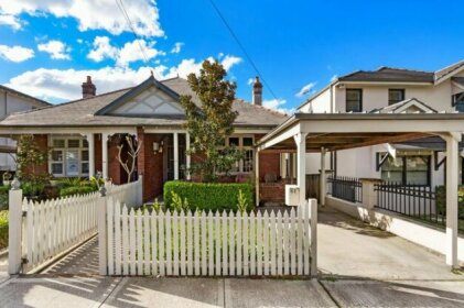 Drummoyne 3 Bedroom Home 62ALE