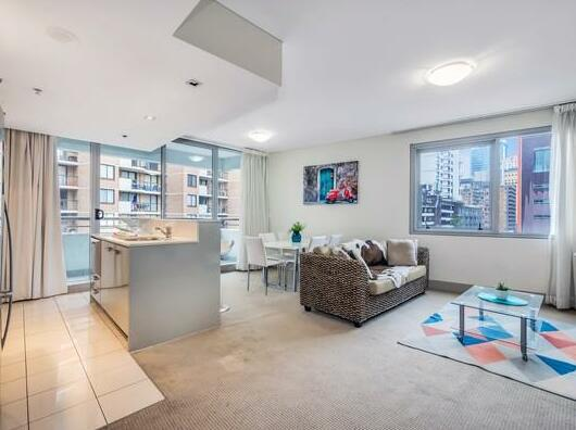 Huge Apartment Heart of Sydney CBD Darling Harbour- Photo2