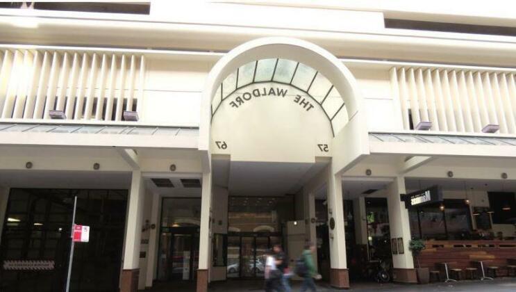 Nesuto Sydney Serviced Apartments