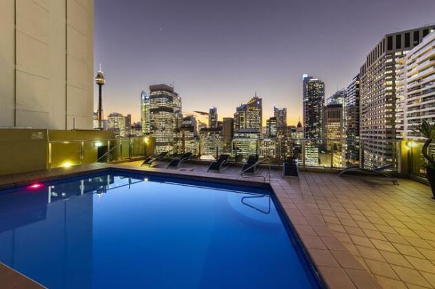 Oaks Sydney Hyde Park Suites- Photo2