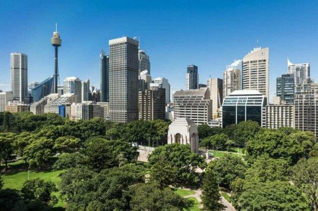 Paxsafe Sydney Hyde Park Budget Apartments