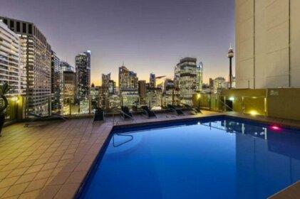 Paxsafe Sydney Hyde Park Central Apartments