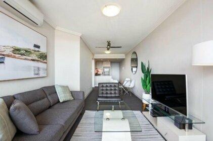 Pyrmont Modern Jones Bay Apartments