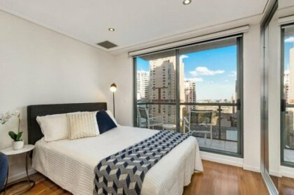 Sydney CBD Self Contained Modern Studio Apartments PITT