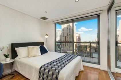 Sydney CBD Self Contained Modern Studio Apartments PITT