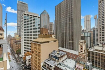 Sydney CBD Studio Apartment 503BRG
