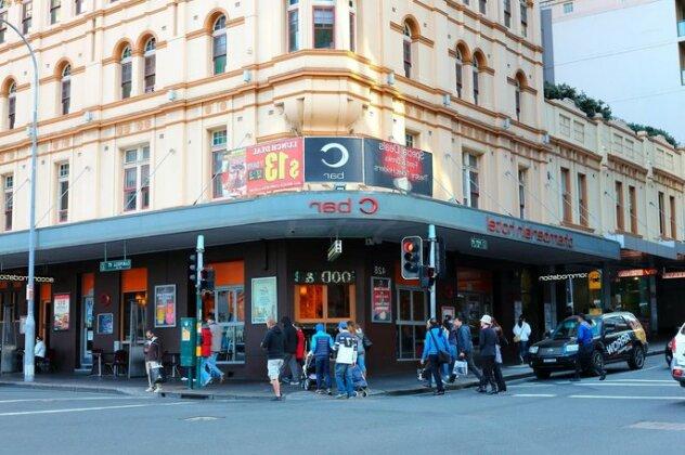 Sydney Central Inn- Photo2
