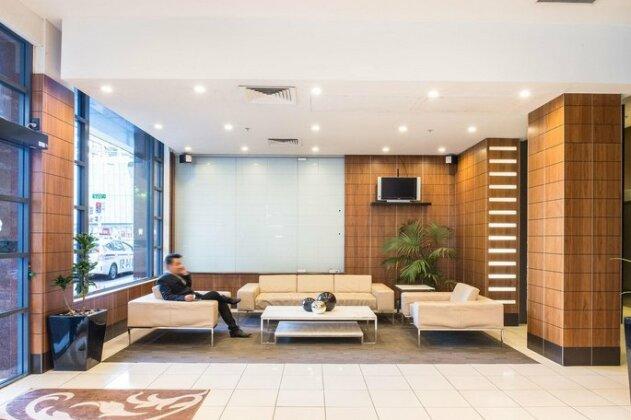 Sydney Hotel Harbour Suites- Photo2