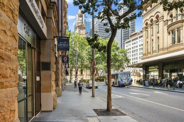 Sydney Hotel QVB- Photo2
