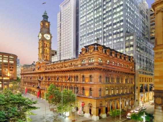 The Fullerton Hotel Sydney- Photo3
