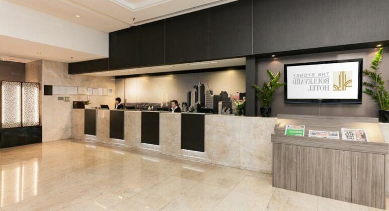 The Sydney Boulevard Hotel- Photo2