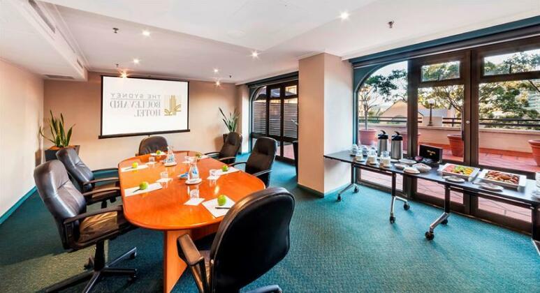The Sydney Boulevard Hotel- Photo3