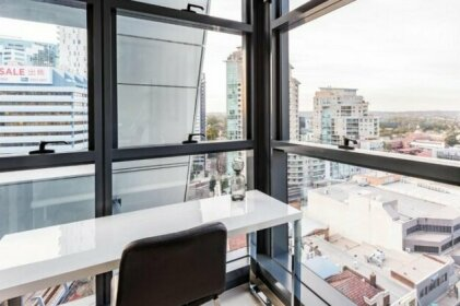 Wyndel Apartments Chatswood - Post Office Lane